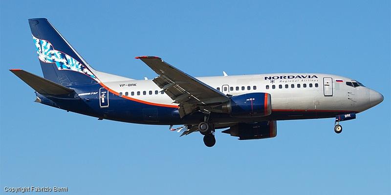 Vé máy bay Nordavia regional airlines