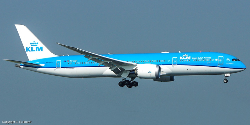 klm royal dutch airlines airline code web site phone