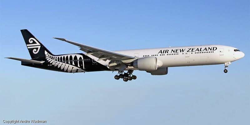 Air New Zealand Flights!