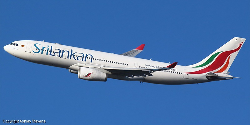 SriLankan Airlines. Airline code, web site, phone, reviews and