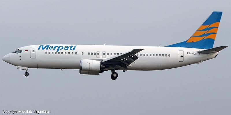 Merpati Nusantara Airlines | www.airlines-inform.com