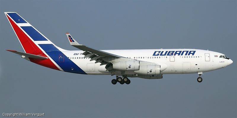 Cubana de Aviacion. Airline code, web site, phone, reviews ...