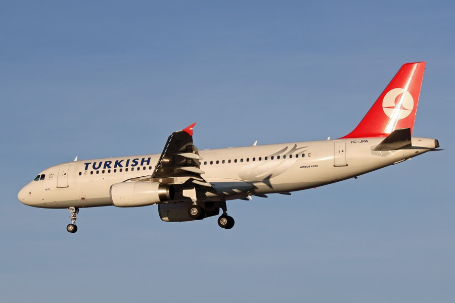 Turkish Airlines Istanbul To Adana