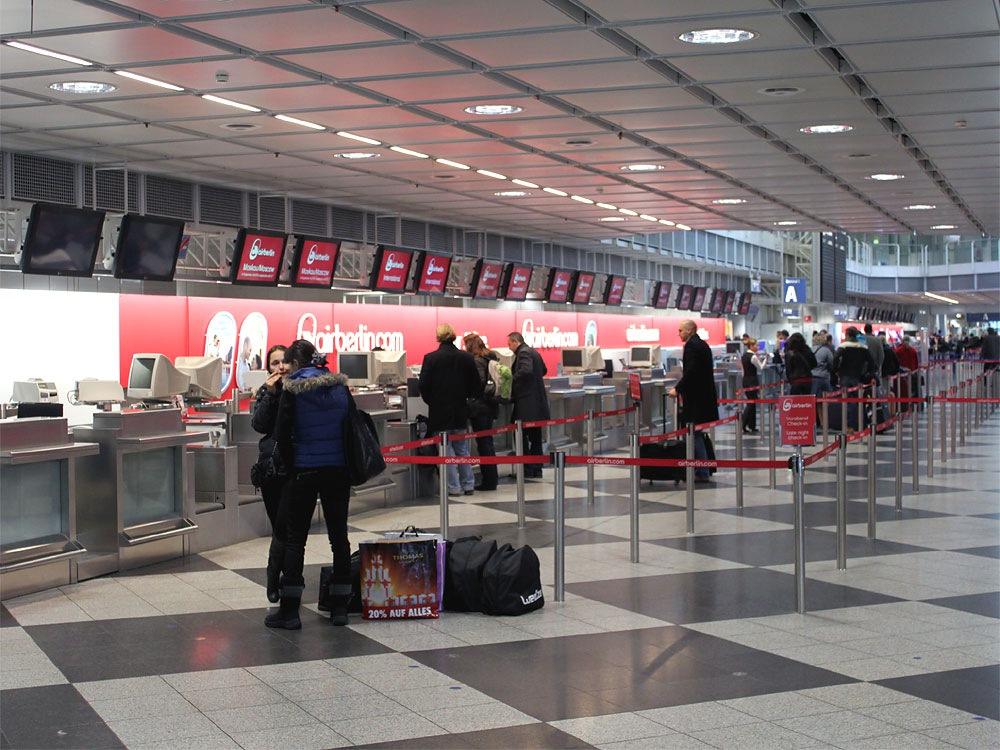 Far End of Terminal 1