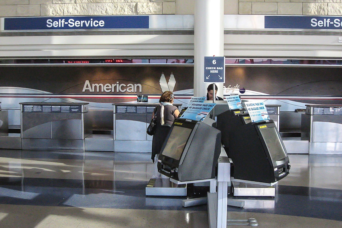 American Eagle Regional Airline In The Usa