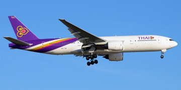 Thai Airways. Airline code, web site, phone, reviews and opinions.