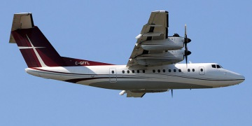Bombardier Dash 7 - commercial aircraft. Pictures, specifications, reviews.