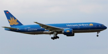Vietnam Airlines. Airline code, web site, phone, reviews and opinions.