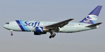 Safi Airways. Airline code, web site, phone, reviews and opinions.