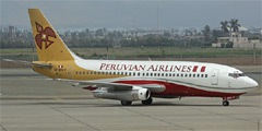 Peruvian Airlines. Airline code, web site, phone, reviews and opinions.