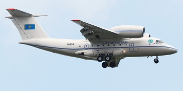 Antonov An-74 - commercial aircraft. Pictures, specifications, reviews.