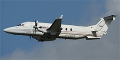 Beechcraft 1900 - commercial aircraft. Pictures, specifications, reviews.