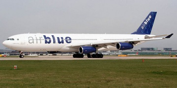 Airblue. Airline code, web site, phone, reviews and opinions.