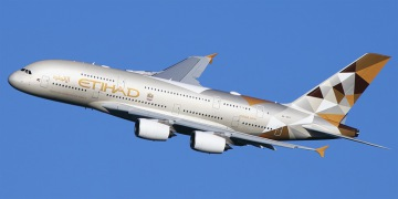Etihad Airways. Airline code, web site, phone, reviews and opinions.
