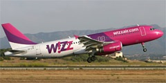 Wizz Air. Airline code, web site, phone, reviews and opinions.