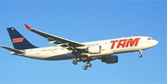 TAM Linhas Aereas. Airline code, web site, phone, reviews and opinions.