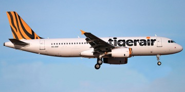 Tigerair Australia. Airline code, web site, phone, reviews and opinions.