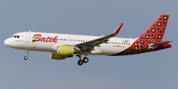Batik Air. Airline code, web site, phone, reviews and opinions.