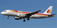 Iberia. Airline code, web site, phone, reviews and opinions.