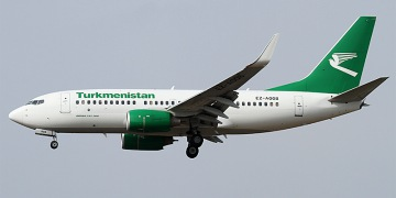 Turkmenistan Airlines. Airline code, web site, phone, reviews and opinions.