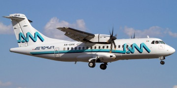 Aeromar. Airline code, web site, phone, reviews and opinions.