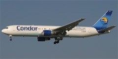 Condor Flugdienst. Airline code, web site, phone, reviews and opinions.