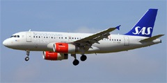 SAS - Scandinavian Airlines. Airline code, web site, phone, reviews and opinions.