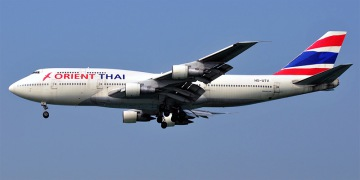 Orient Thai Airlines. Airline code, web site, phone, reviews and opinions.