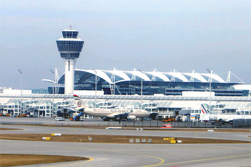 List of main airports of the world