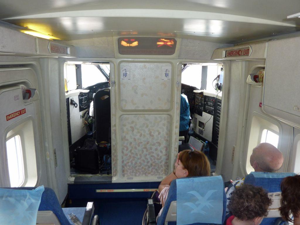 ultrashort flight within seychelles