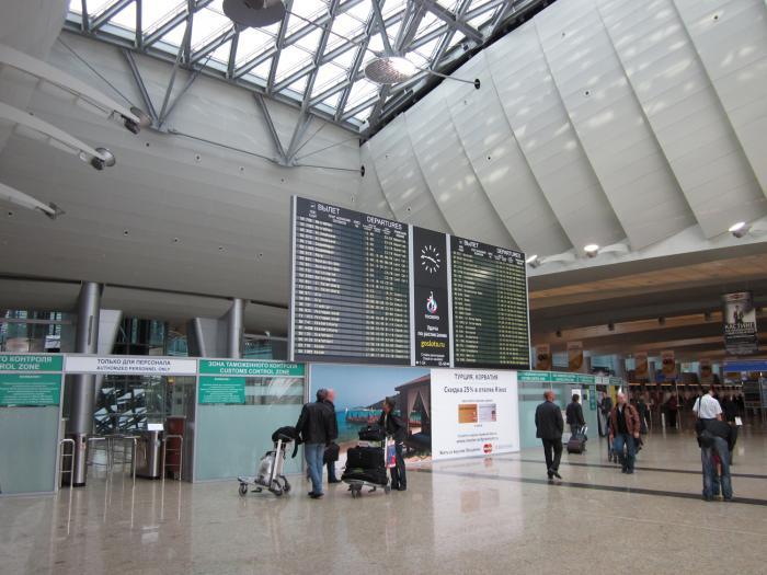 Аэропорт ларнака расписание рейсов