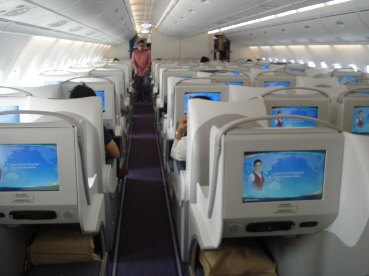 Guangzhou shanghai on a china southern airlines airbus a380 - China southern airlines hong kong office ...