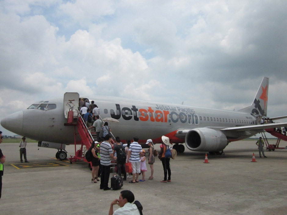 Jetstar pacific vietnams low cost airline this sciox Images