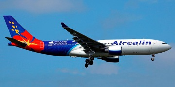 Aircalin - Air Caledonie International. Airline code, web site, phone, reviews and opinions.