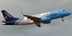 Egyptair Express. Airline code, web site, phone, reviews and opinions.
