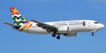Boeing 737-300 - commercial aircraft. Pictures, specifications, reviews.